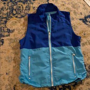 Lauren Active by Ralph Lauren wind breaker vest